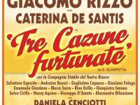 In scena per la commedia di Scarpetta anche Corrado Taranto e Daniela Cenciotti