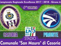 Eccellenza. Il Casoria fa tre gol al Pimonte e mantiene il secondo posto nel girone A