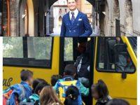 Interrogazione urgente sicurezza dei bambini nel trasporto scolastico di competenza del comune di Casoria