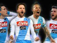 Napoli ormai sei una realtà a suon di goal e record in campionato