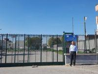 """Crollo di calcinacci all'istituto Moscati, ma la situazione ora è risolta. Il consigliere Orsino Esposito:""""Non è l'unico problema in questa zona"""""""