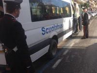 Casoria: controlli dei carabinieri a scuolabus, sanzioni e sequestri