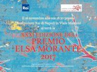 """Elsa Morante 2017: Premio alla carriera ad Elena Ferrante, premio regia a Giacomo Durzi,  premio """"Dai libri ai film"""" a Francesco Piccolo"""