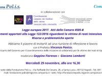 Firma Protocollo d'Intesa tra Fondazione Polis e Giunta Distrettuale di Napoli dell'ANM