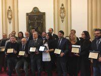 """Premio Landolfo 2017: menzione speciale al casoriano Giuseppe de Silva per il servizio """"Non è soltanto Pummarola"""" (Kompetere Journal)"""