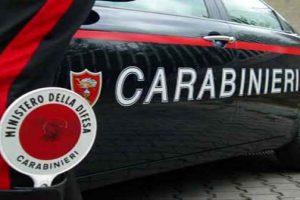Tentano furto bancomat con braccio meccanico, sul posto i carabinieri di Casoria