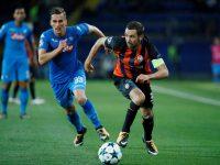 Napoli – Shakhtar Donetsk, partita fondamentale per gli azzurri