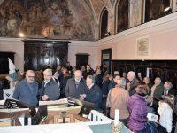 Festa dei dolci con visita guidata ai tesori dell'arciconfraternita SS. Maria della Pieta' e Buon Consiglio: grande successo di pubblico.