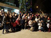 Per l'Immacolata doppia festa a Casoria: l'accensione dell'albero e la presenza dei cittadini hanno fatto il resto!