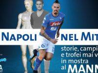 """""""Napoli nel mito"""": inaugurata la mostra nata in collaborazione tra Mann e SSC Napoli"""
