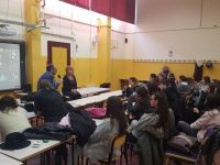 """Al Liceo Mazzini con il film """"Disinganno"""" si discute di violenza sulle donne"""