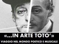 """Teatro Bracco, da venerdì a domenica Enzo De Caro in scena con """"…In arte Totò"""""""