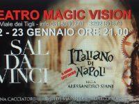Un italiano di Napoli al Magic Vision di Casalnuovo