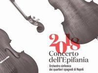 Concerto Epifania. Orchestra Sinfonica dei Quartieri Spagnoli di Napoli