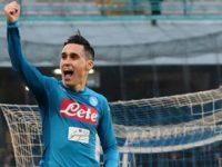 Napoli-Verona: 2-0: primo posto consolidato