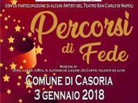 """""""Percorsi di fede"""" concerto di inizio anno per Casoria"""