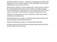 """Riceviamo e pubblichiamo:""""Gli Amici di Beppe Grillo di Casoria"""" al fianco dei cittadini per la regolamentazione della sosta a pagamento dei veicoli"""