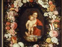 La Madonna con il bambino di rubens in mostra a Napoli al complesso Monumentale di Donnaregina