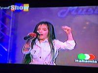 Talento tutto casoriano e combattente dalla nascita: vi presentiamo la piccola cantante Jessica Marzano