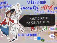 """Evento """"Casoria street food"""" di Carnevale rimandato, ecco le ragioni"""