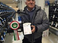 Casoria: Filippo Rossi vince il 66esimo campionato mondiale di ornitologia