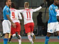 Napoli-Lipsia 1-3. Napoli quasi fuori dall'Europa League. Obiettivo raggiunto?