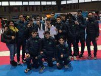 Taekwondo. Campionati Italiani cadetti A e Juniores. Il Centro Azzurro Taekwondo del maestro D'Alise porta a casa tre medaglie.
