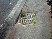 """""""Non puliscono le caditoie e le strade sono piene d'acqua"""" i residenti di Arpino/Casoria protestano"""