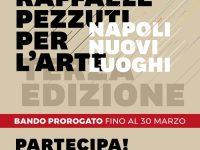 """Premio """"Raffaele Pezzuti per l'arte""""  III Edizione Anno 2018 Bando di concorso per artisti emergenti  per la realizzazione di un'opera d'arte pubblica"""