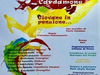 """Teatro Eduardo, la compagnia Mille Volti, porta in scena """"Tonino Cardamone giovane in pensione""""."""
