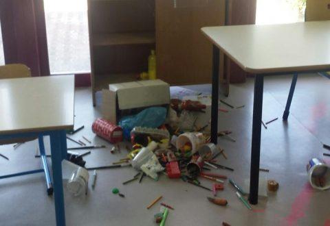 Casoria: furti nelle scuole. Carabinieri arrestano ladro individuato grazie alle impronte