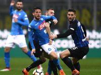 Il Napoli si inceppa al Meazza, Juve al primo posto.
