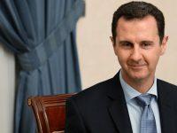 Assad Santo Subito