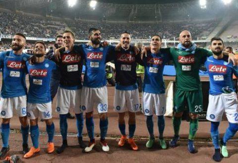 Il Napoli vince, La Juve pareggia, si ritorna a sperare.