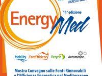 EnergyMed 2018 – XI Edizione in Mostra d'Oltremare a Napoli  dal 5 al 7 aprile 2018