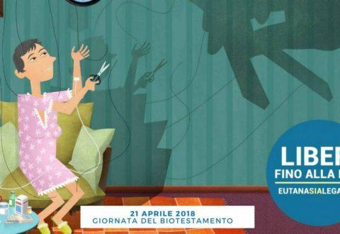 Sabato 21 Aprile: giornata del Biotestamento a Casoria