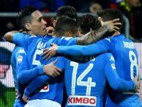 Il Napoli espugna lo Stadium e si porta ad un punto dai campioni d'Italia.