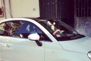 """Auto rubata nei pressi del Centro i Pini, la cittadina denuncia attraverso facebook: """"aiutatemi a trovarla"""""""