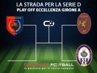 Savoia- Casoria 4-4. Grandi emozioni per l'ultima di campionato, i viola ai play-off.