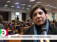 La politica del buonsenso: le splendide parole della Consigliera Regionale della Campania Antonella Ciaramella sulla legge riguardante gli  sprechi sul cibo e sulle medicine