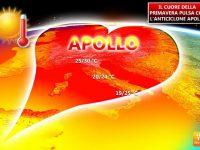 Meteo: Apollo è pronto a scaldare tutt'Italia, occhio alle allergie!
