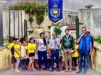 """Lo stadio San Mauro apre le porte alle scuole dopo 20 anni, conclusisi oggi i """"giochi della gioventù"""""""