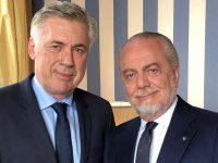 Sarri saluta Napoli. Il nuovo tecnico dei partenopei è Carlo Ancelotti