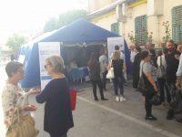 Ancora controlli presso l'ospedale Camilliani di Casoria: in centinaia, ieri, hanno ricevuto controlli a costo zero