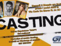 Al via i Casting per V#ashtag: Il nuovo varietà di GT Channel con Michele Caputo, Emanuela Tittocchia e Ciro Villano