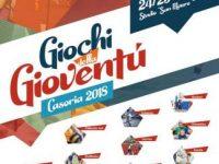 Giochi della Gioventù a Casoria il 24-25 maggio