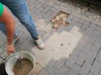Il cittadino segnala: assente la manutenzione dei marciapiedi