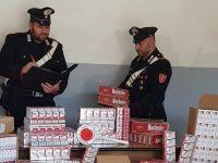 137 Kg di sigarette di contrabbando in casa e nel soppalco. Carabinieri di Casoria arrestano una 51enne
