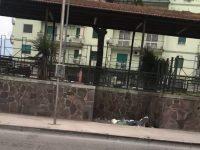 """Villetta Don Giuseppe Miano ad Arpino: inaugurata solo due anni fa, rappresenta oggi uno dei tanti """"scempi"""" di Casoria"""