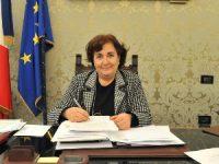 20120110 - INTERNO   CASERTA - Il nuovo Prefetto di Caserta, la Dott.ssa Pagano Carmela - PHOTO ©FELICE DE MARTINO